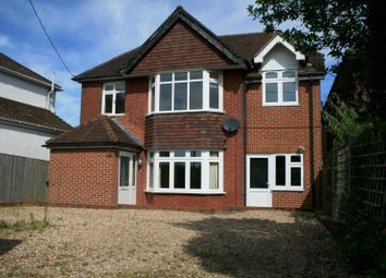 Thumbnail 4 bedroom detached house to rent in Moorgreen Road, West End, Southampton