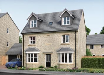 """Thumbnail 5 bed detached house for sale in """"The London"""" at Weatherhill Road, Lindley, Huddersfield"""