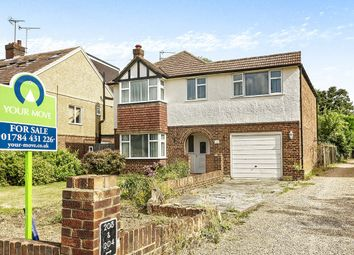 Thumbnail 5 bedroom detached house for sale in Wendover Road, Staines