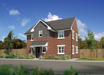 "Thumbnail 4 bedroom detached house for sale in ""Westwood Dg"" At Bye Pass Road, Davenham, Northwich CW9, Davenham,"