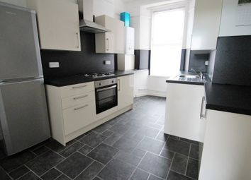 Thumbnail 1 bed flat to rent in West Hoe, Plymouth, Devon