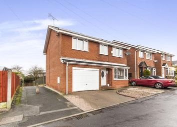 Thumbnail 4 bedroom detached house for sale in Winterton Close, Westhoughton, Bolton, Greater Manchester