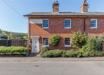 Thumbnail 3 bed semi-detached house for sale in Victoria Place, Church Street, Hurstbourne Tarrant, Andover