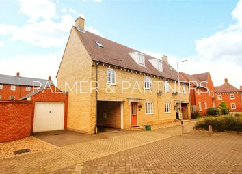 Thumbnail 3 bed semi-detached house for sale in Valentinus Crescent, Colchester
