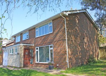 Thumbnail 4 bedroom detached house for sale in Lingwood Close, Chilworth, Southampton