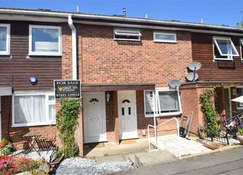 Thumbnail 1 bed maisonette for sale in Silk Mill Court, Watford, Herts