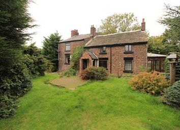 Thumbnail 5 bed detached house for sale in Bells Farm House, Prescot Road, Melling