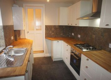 Thumbnail 3 bedroom terraced house to rent in Radcliffe Street, Wolverton, Milton Keynes