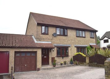 Thumbnail 3 bed semi-detached house for sale in Centaury Gardens, Horton Heath, Eastleigh