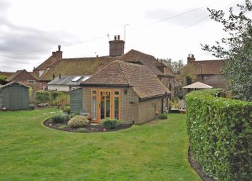 Thumbnail 4 bed semi-detached house for sale in Chapel Row, Herstmonceux, Hailsham