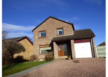 Thumbnail 4 bed detached house for sale in Myre Crescent, Kinghorn