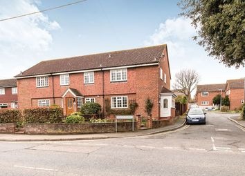 Thumbnail 3 bed semi-detached house for sale in Dairy Close, Sutton At Hone, Dartford
