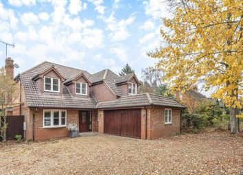 Thumbnail 4 bed detached house to rent in Nine Mile Ride, Finchampstead