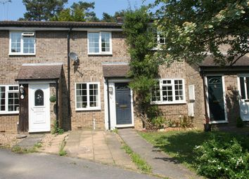 Thumbnail 2 bed terraced house to rent in Chineham, Basingstoke, Hants