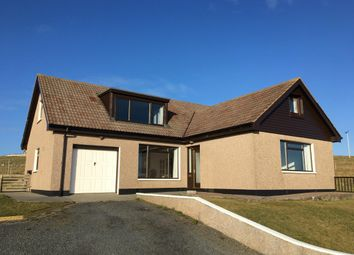 Thumbnail 3 bed detached house for sale in Exnaboe, Virkie, Shetland