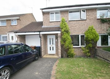 Thumbnail 3 bed semi-detached house to rent in Orchard Close, Barlestone, Warwickshire