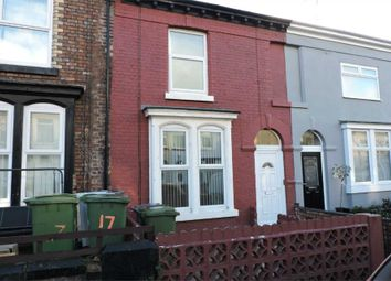 Thumbnail 2 bed terraced house to rent in Whitford Road, Tranmere, Birkenhead