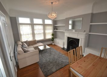 Thumbnail 2 bed flat to rent in Halesworth Road, London