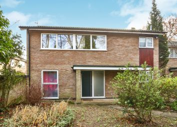 Thumbnail 4 bedroom detached house for sale in Cotman Road, Norwich