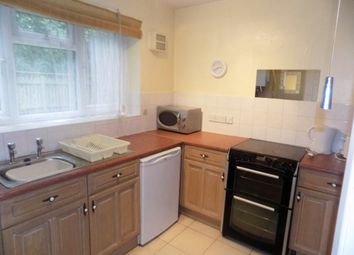 Thumbnail 1 bed flat to rent in Fossway, York