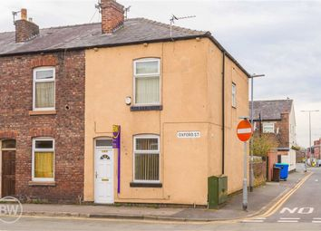 Thumbnail 2 bed end terrace house for sale in Oxford Street, Leigh, Lancashire