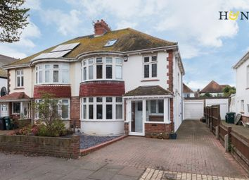 Thumbnail 4 bed property for sale in Berriedale Avenue, Hove