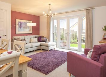 """Thumbnail 3 bed semi-detached house for sale in """"Folkestone"""" at Market Place, Chippenham"""