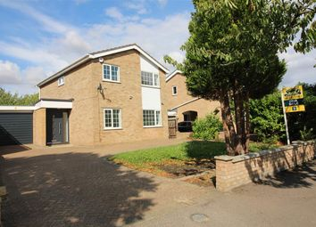 Thumbnail 4 bed detached house for sale in Tyne Crescent, Bedford