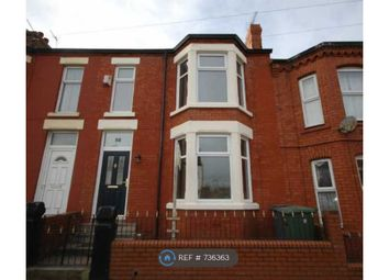 Thumbnail 4 bed terraced house to rent in Grosvenor Road, New Brighton