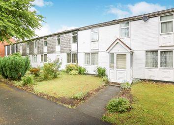 Thumbnail 3 bedroom terraced house for sale in Cross Street South, Blakenhall, Wolverhampton