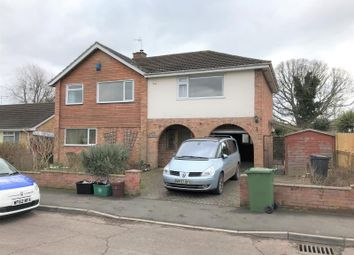 Thumbnail 5 bed detached house to rent in Newlands Crescent, Ruishton, Taunton