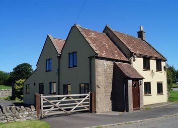 Thumbnail 4 bed property for sale in Doulting, Somerset