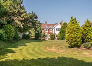 Thumbnail 4 bed semi-detached house for sale in Southdown Road, Freshwater