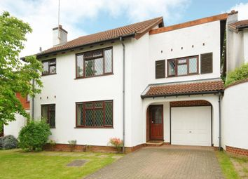 Thumbnail 4 bed detached house to rent in Northwood HA6,