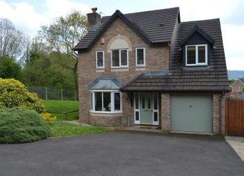 Thumbnail 4 bedroom detached house to rent in Dan Y Deri, Bedwas, Caerphilly