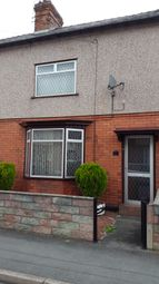 Thumbnail 3 bed terraced house to rent in Henry Taylor Street, Flint