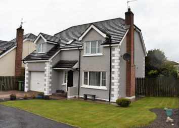 Thumbnail 4 bedroom detached house for sale in Knockcairn Lodge, Crumlin