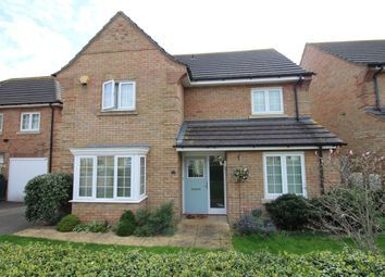 Thumbnail 4 bed detached house to rent in Victor Close, Shortstown, Bedford