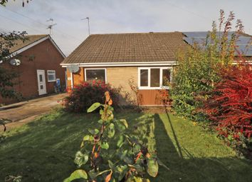 Thumbnail 2 bed semi-detached bungalow for sale in Pinfold, Epworth, Doncaster