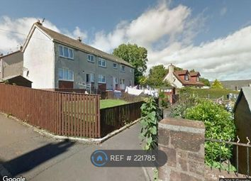 Thumbnail 1 bed flat to rent in Avilshill, Kilbirnie