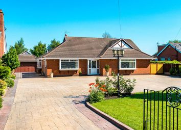 Thumbnail 3 bed detached bungalow for sale in Southport Road, Leyland