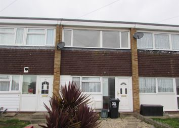 Thumbnail 3 bed terraced house to rent in St. Martins Close, Clacton-On-Sea