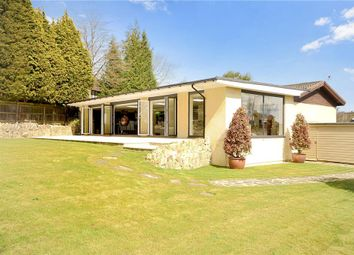 Thumbnail 3 bedroom bungalow for sale in Crowborough Hill, Crowborough, East Sussex