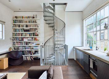 Atlas Mews, Ramsgate Street, London E8. 2 bed terraced house for sale