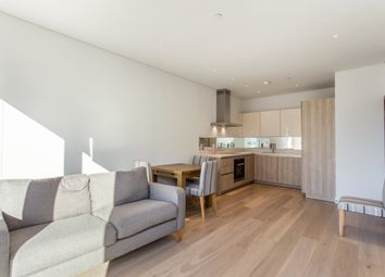 Thumbnail 1 bed flat to rent in 1 Plaza Gardens, London