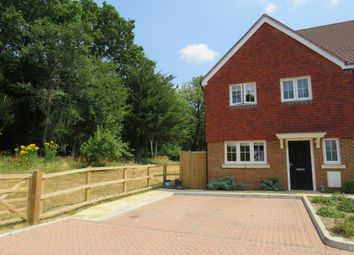 Thumbnail 3 bed end terrace house for sale in Worthing Road, Southwater, Horsham