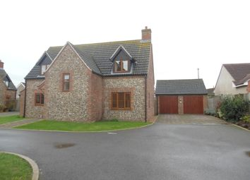 Thumbnail 4 bedroom detached house to rent in The Old Bakery Close, Methwold, Thetford