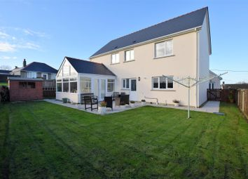 Thumbnail 4 bed detached house for sale in New Road, Hook, Haverfordwest