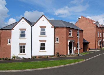 """Thumbnail 3 bed semi-detached house for sale in """"Fairway"""" at Dunbar Way, Ashby-De-La-Zouch"""