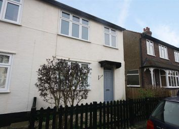 Thumbnail 4 bed semi-detached house for sale in Minniedale, Surbiton